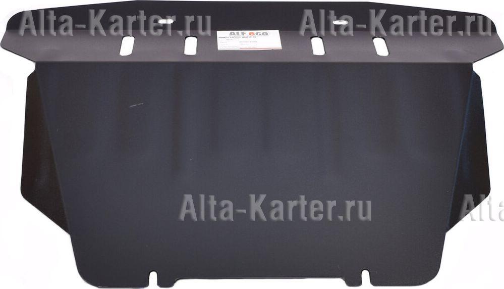 Защита Alfeco для картера и КПП Mercedes-Benz С-класс W202 E 1993-1997. Артикул ALF.36.03