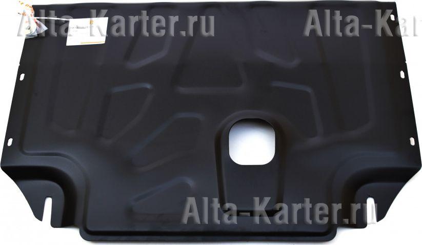 Защита Alfeco для картера и КПП Ford Tourneo Custom FWD 2013-2021. Артикул ALF.07.40st