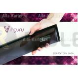 Дефлекторы Vinguru для окон Hino 300 Euro 4 7,5 тонн грузовик 2007 по наст. вр.. Артикул AFV79799