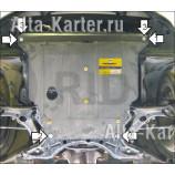 Защита Мотодор для картера, КПП Pontiac Vibe I 2002-2008. Артикул 04002