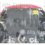 Защита Мотодор для картера и КПП Alfa Romeo 147 2000-2004. Артикул 05902
