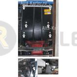 Защита Мотодор для радиатора BAW Fenix 1044 2011-2021. Артикул 25704