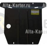 Защита Мотодор для двигателя, КПП Alfa Romeo GTV 1995-2004. Артикул 05903