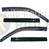 Дефлекторы Cobra Tuning для окон Jaguar F-Type 2012 по наст. вр.. Артикул J20616