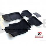 3D Коврики Euromat3D EVA В Салон Для SUBARU Forester (2012-) № EM3DEVA-004709