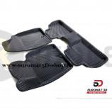 3D Коврики Euromat3D EVA В Салон Для HYUNDAI i30 FD (2012-) № EM3DEVA-002706