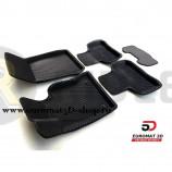 3D Коврики Euromat3D EVA В Салон Для MERCEDES X204 (GLK-Class) (2009-2014) № EM3DEVA-003511