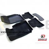 3D Коврики Euromat3D EVA В Салон Для MERCEDES W204 (C-Class) (2008-2014) № EM3DEVA-003503