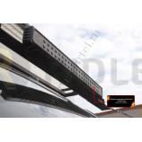 Крышка светодиодной балки 1250х85 мм Универсальные изделия