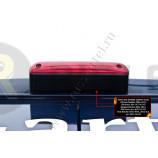 Бокс под камеру заднего хода Citroen Jumper 2006-2013 (250 кузов)