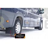 Брызговики (задние) Citroen Jumper 2006-2013 (250 кузов)