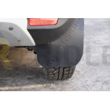Брызговики Renault Duster 2010-2014 (I поколение)