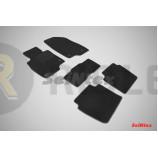 Ворсовые коврики LUX для Mazda 6 2012 по наст. вр.