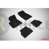 Ворсовые коврики LUX для Cadillac BLS 2006-2009