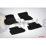Ворсовые коврики LUX для Infiniti FX35 FX45 2007-2014