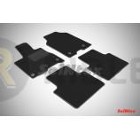 Ворсовые коврики LUX для Acura RDX II 2012 по наст. вр.