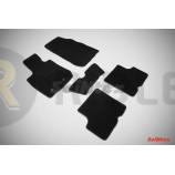 Ворсовые коврики LUX для Renault Duster 2011-2015