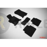 Ворсовые коврики LUX для Honda Accord IX 2012 по наст. вр.
