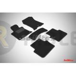 Ворсовые коврики LUX для Acura TLX 2,4 2014 по наст. вр.