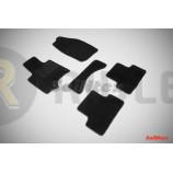 Ворсовые коврики LUX для Infiniti QX50 (EX35) 2007-2014