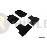 Ворсовые коврики LUX для Honda CR-V IV 2012-2018