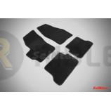 Ворсовые коврики LUX для Mazda 3 2003-2009