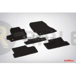 Ворсовые коврики LUX для Mazda 3 2009-2013