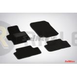 Ворсовые коврики LUX для Honda Accord VII 2002-2008