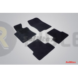 Ворсовые коврики LUX для Honda Accord VIII 2008-2012