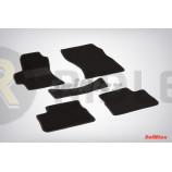 Ворсовые коврики LUX для Subaru Impreza 2007-2011 г.в.