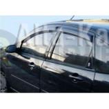 Дефлекторы Alvi-Style для окон (передняя пара) Dodge Caravan III, IV 1995-2008. Артикул AL-CRL18