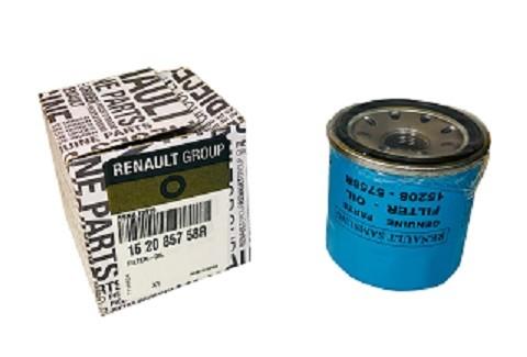 Оригинальный масляный фильтр Renault Arkana (Рено Аркана) V-1.6