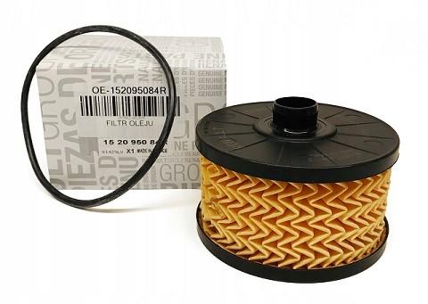 Оригинальный масляный фильтр Renault Arkana (Рено Аркана) V-1.3