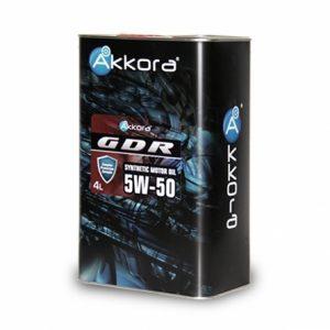 Akkora 5w50 GDR 4л