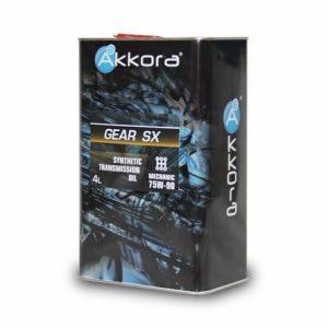 Akkora GEAR SX 75w90 4л