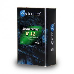 Akkora Green Freeze G11 4л
