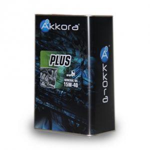Akkora Plus 15w40 4л