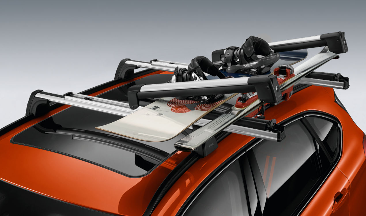 Багажники для лыж и сноубордов