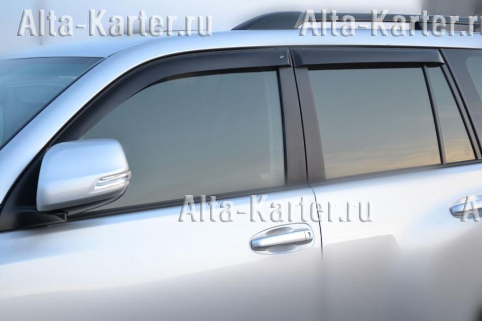 Дефлекторы Cobra Tuning EuroStandart для окон Lexus GX 460 2009 по наст. вр.. Артикул TE23109