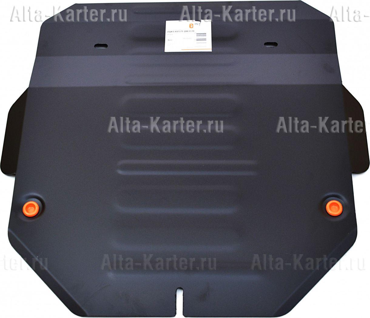 Защита Alfeco для картера и КПП Honda Fit I 2001-2008. Артикул ALF.09.13