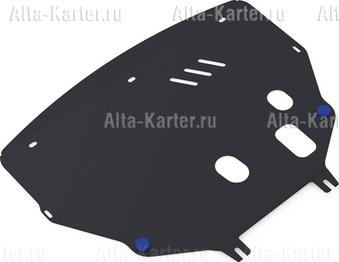 Защита Rival для картера и КПП Citroen Berlingo I 1996-2004. Артикул 111.1206.1