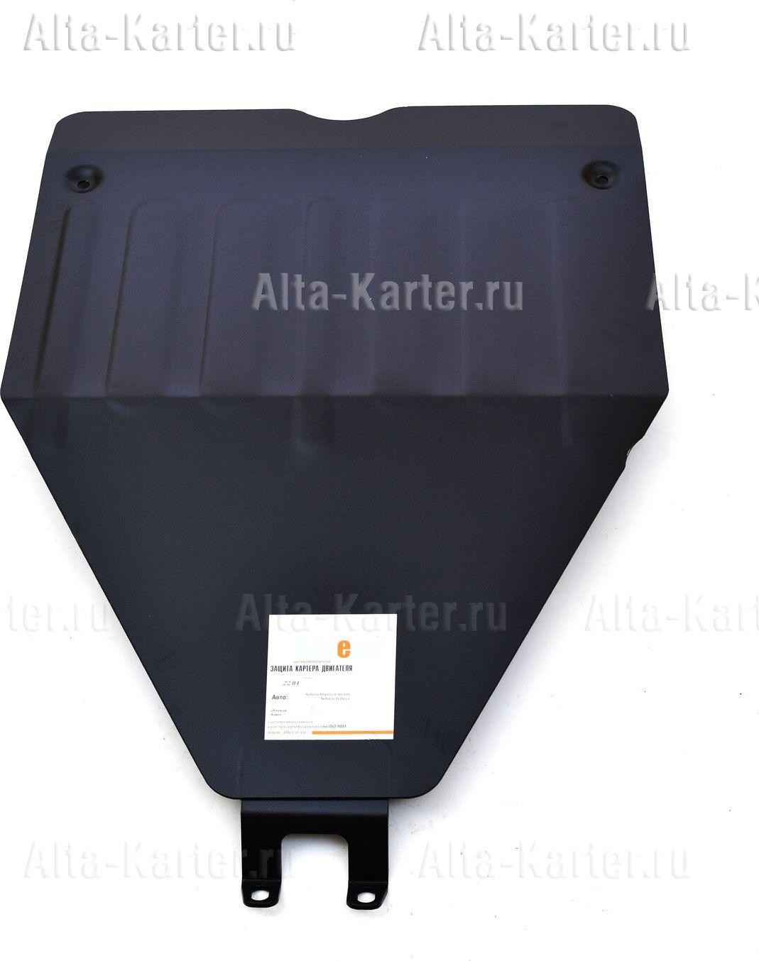 Защита Alfeco для картера Subaru Tribeca I 2005-2007. Артикул ALF.22.04