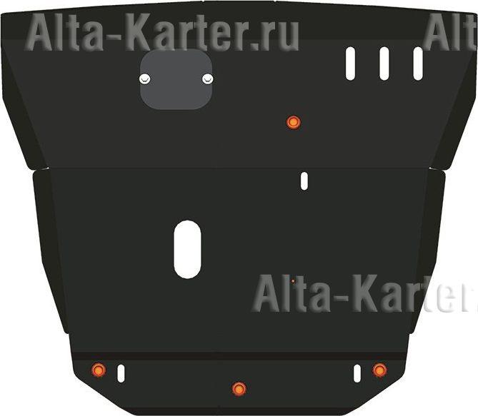 Защита Alfeco для картера и КПП Ford Maverick II 2001-2004. Артикул ALF.07.21