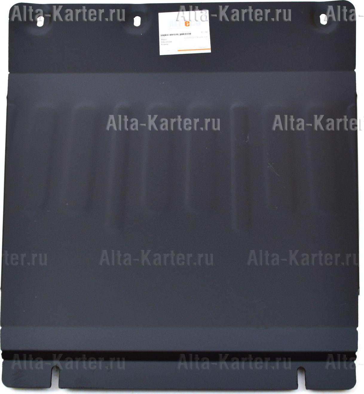 Защита Alfeco для КПП Ford Ranger IV Double Cab 2012-2021. Артикул ALF.07.30