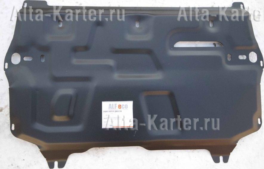 Защита Alfeco для картера и КПП (малая) Skoda Roomster 2010-2015. Артикул ALF.20.19st