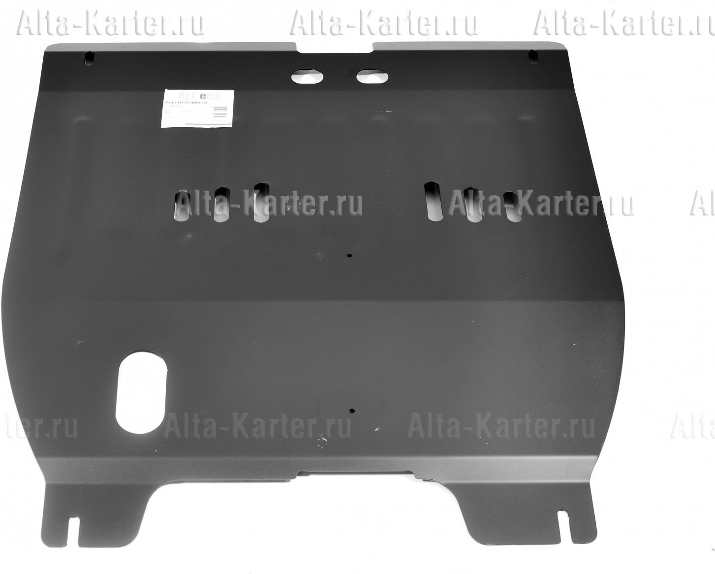 Защита Alfeco для картера и КПП Chevrolet Epica 2006-2012. Артикул ALF.03.04