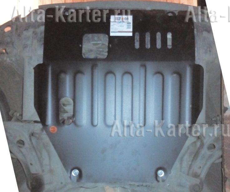 Защита Alfeco для картера и КПП Honda Mobilio Spike 2002-2008. Артикул ALF.09.09