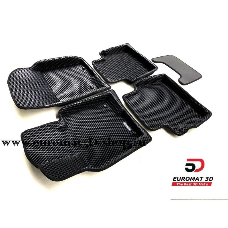 3D Коврики Euromat3D EVA В Салон Для MAZDA CX-5 (2012-) № EM3DEVA-003407
