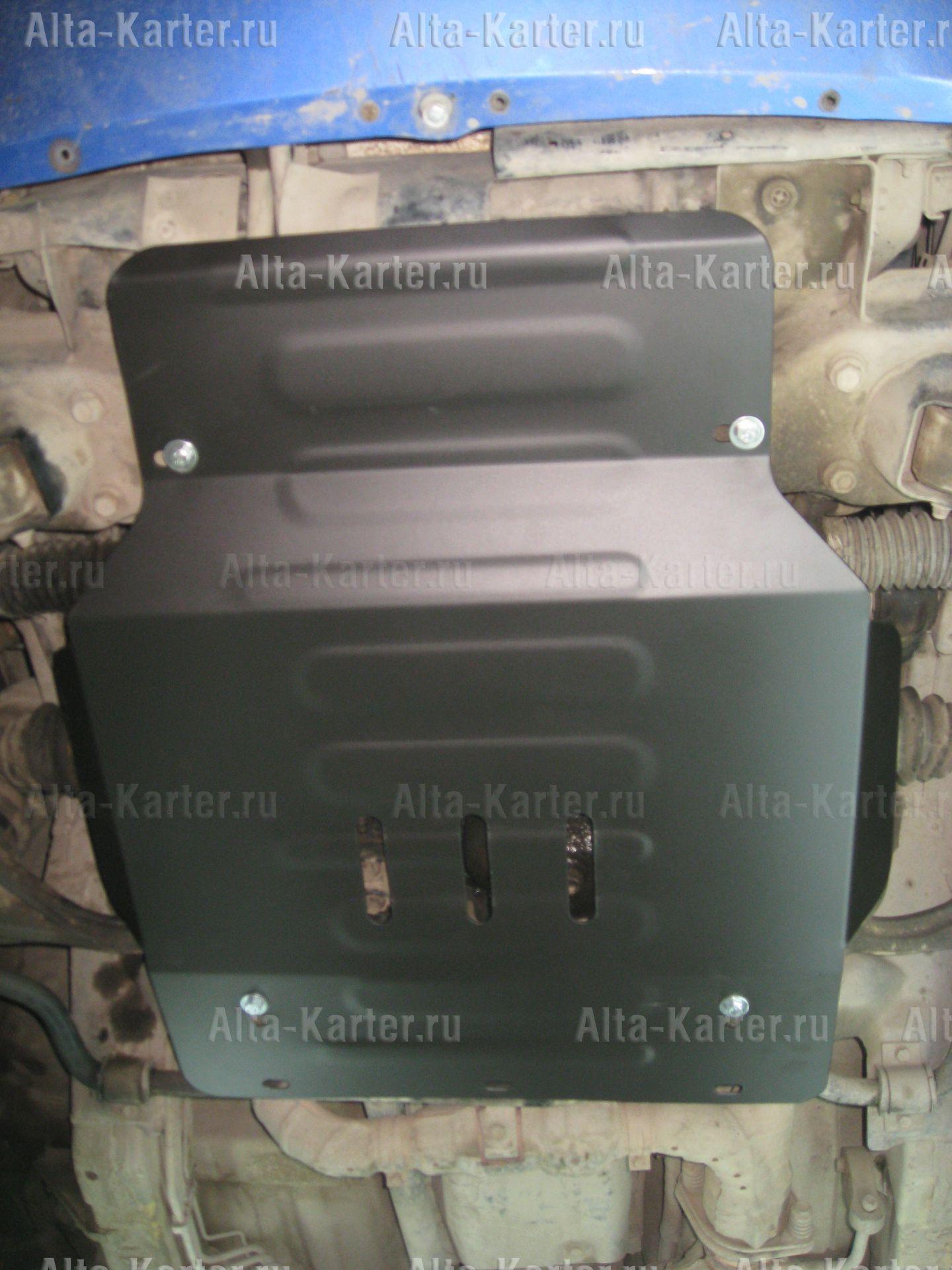 Защита Alfeco для картера Chevrolet Tracker 1998-2004. Артикул ALF.23.12