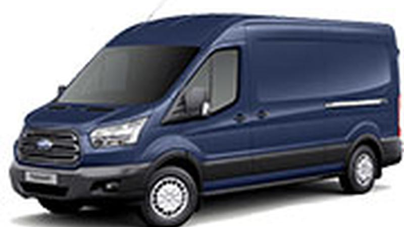 Авточехол для Ford Transit VIII (2014+)